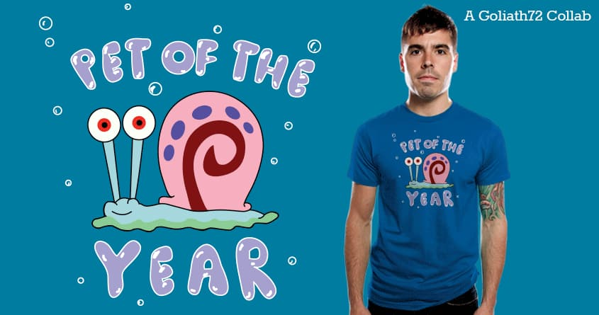 Pet of the year by Theo86 and goliath72 on Threadless
