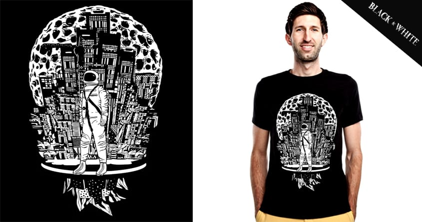 Building the New World by ArTrOcItY on Threadless
