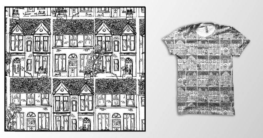 House Stripes by Frederick_Jay on Threadless