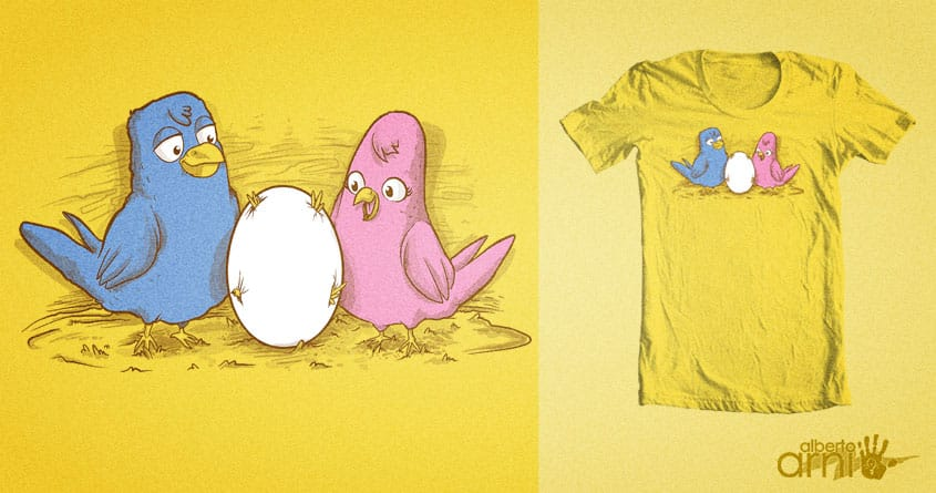 It's coming!  by albertoarni on Threadless