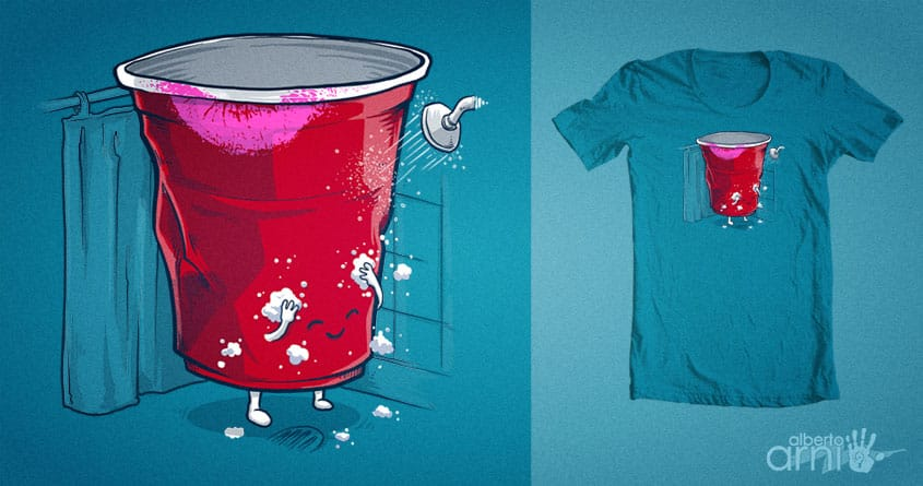 After Party by albertoarni on Threadless
