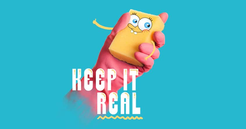 Keep it real by ppmid on Threadless