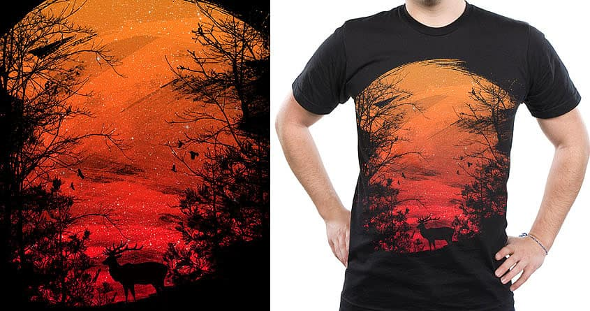 -=THE WILDERNESS=- by Agimat ni Ingkong on Threadless