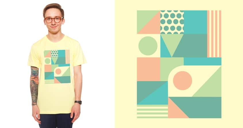 Pattern by maximefrancout on Threadless