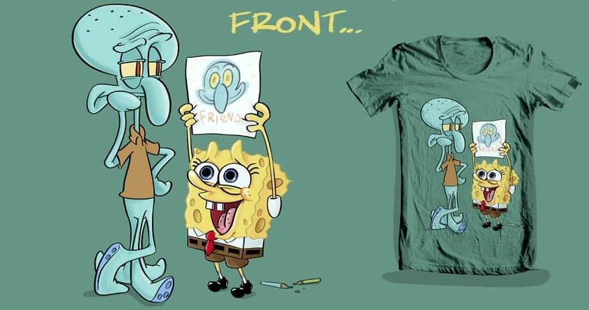 Score A Present For Squiddy By Numbersix On Threadless