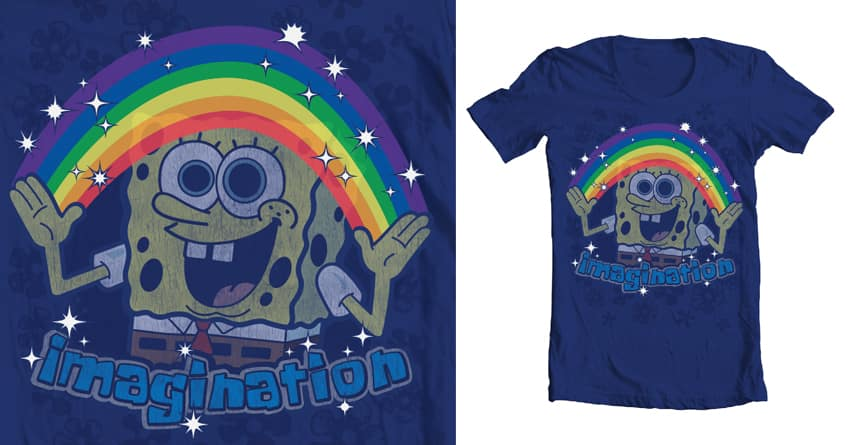 Sparkle Rainbow Go! by TheFactorie on Threadless