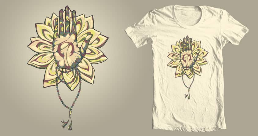 The sound of one hand clapping by Timbudon on Threadless