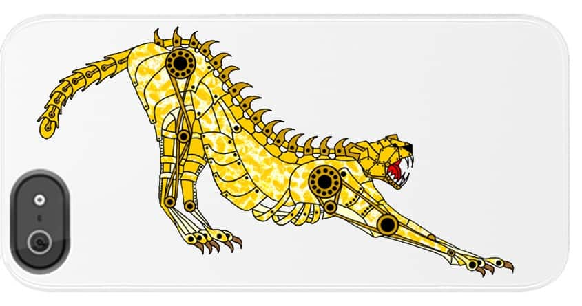 Cheetah Stretch by The Old Bird on Threadless