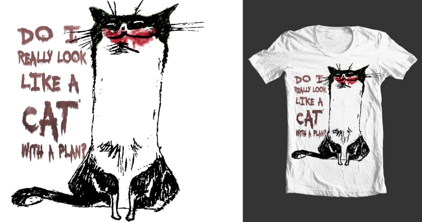 whysoserious by Lugge on Threadless