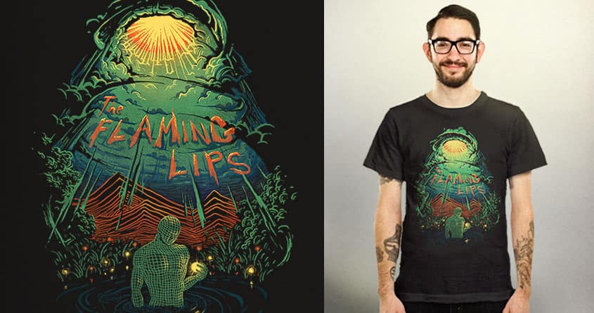 The World which always give a Chance by fikri on Threadless