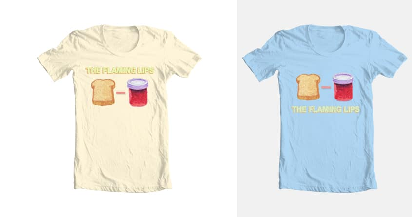 She Dont Use Jelly by allisterchristie on Threadless