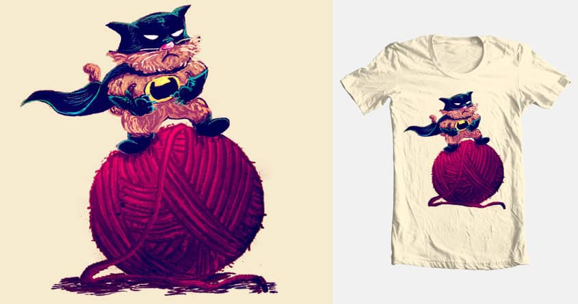 Catman by christisocool on Threadless