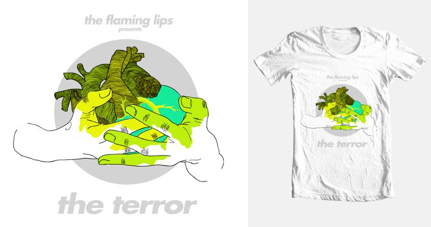 The Terror by IwanAzuz on Threadless