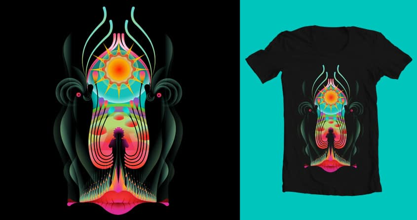 Terror evanescence by spooy on Threadless