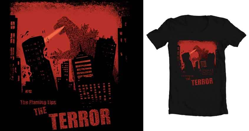 The Terror by casegrafix on Threadless