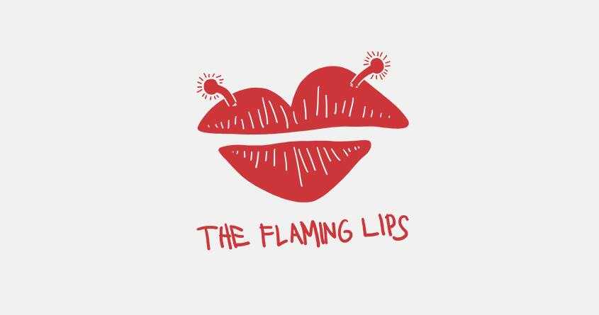 The Flaming Lips by osano on Threadless