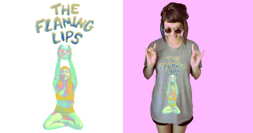 One Million Billionth Of A Millisecond by taliamigliaccio on Threadless