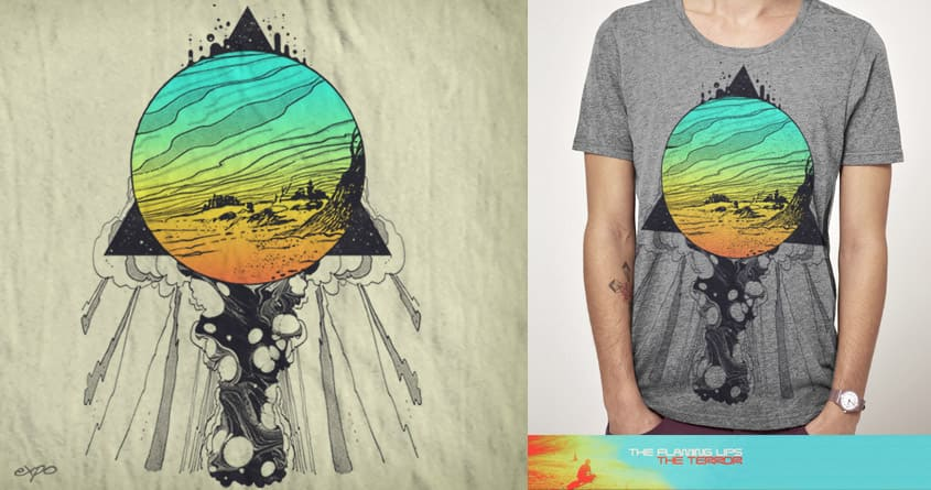 Filtering Reality by expo on Threadless