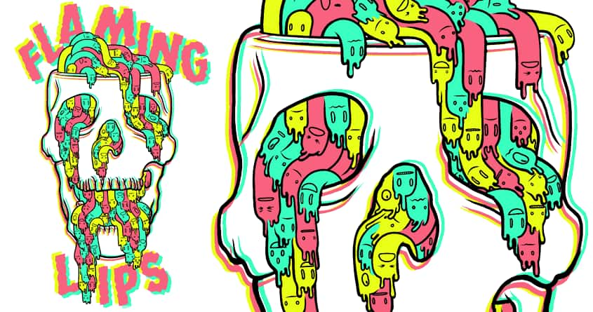 The Terrors in Our Heads by Sean Keeton on Threadless