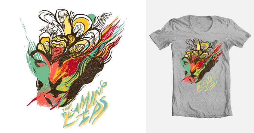 The Ego Explodes by mdecker on Threadless
