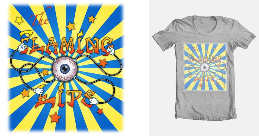 QuadroEyeball by rocketjam on Threadless