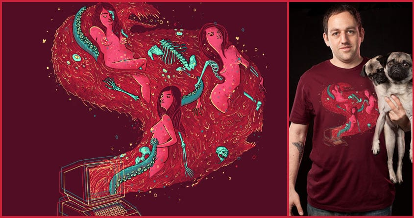 Terror From Within by L-M-N-O-P on Threadless