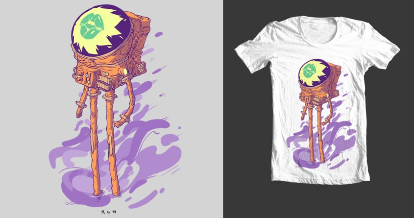 run by t-wei on Threadless