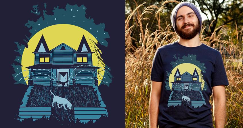 House Cat by ArTrOcItY on Threadless