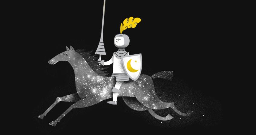 Night Rider by Wharton on Threadless