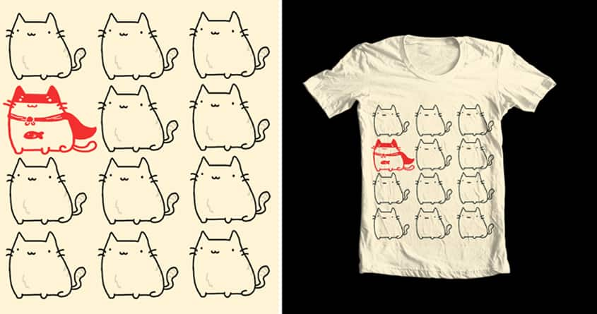 Among the Ordinary by bobatay on Threadless