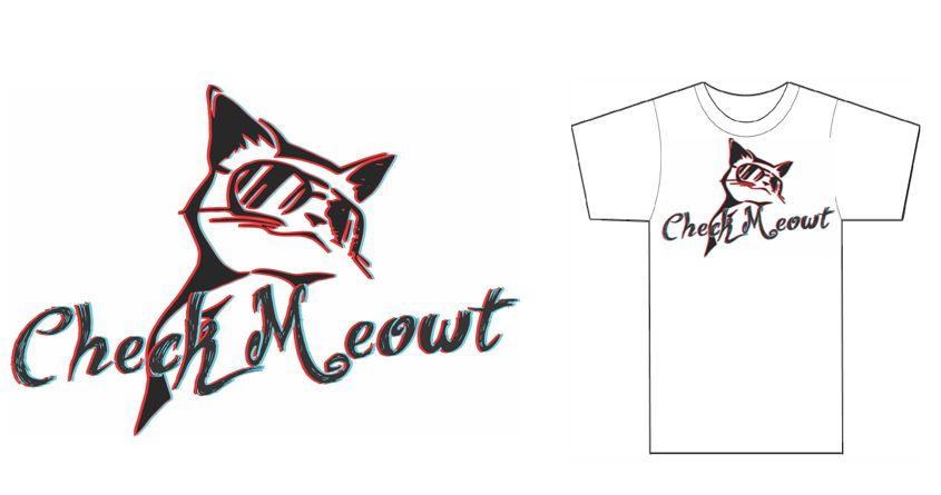 Check Meowt by ColeG89 on Threadless