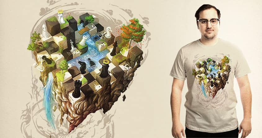 Legendary War by fikri on Threadless