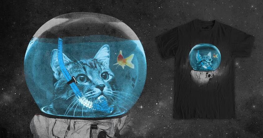 exploring new worlds by jerbing33 on Threadless