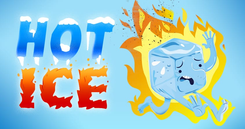 HOT ICE by Munaciell on Threadless