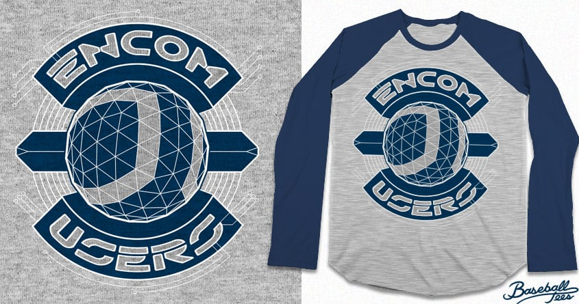 Encom Users by tomburns on Threadless