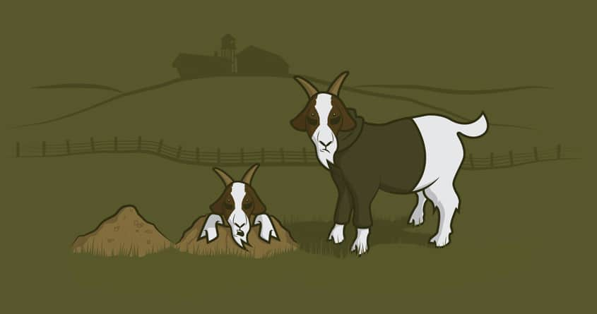 escapegoats by mip1980 on Threadless