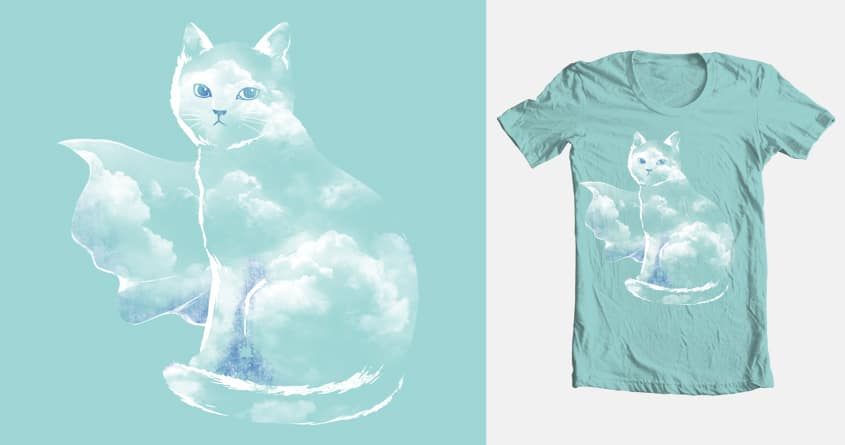 Fly me to SKY by Iconwalk on Threadless