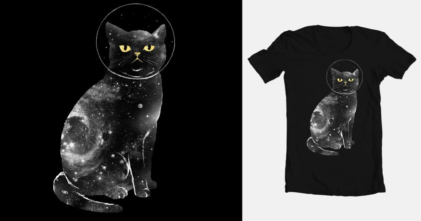 Fly me to SPACE by Iconwalk on Threadless