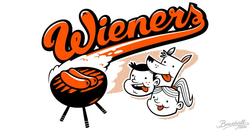 Wieners by Morkki on Threadless