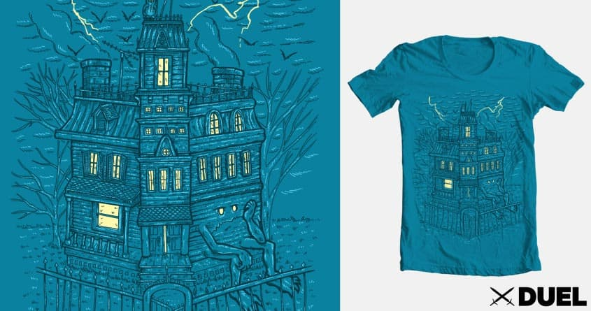 Is it Halloween Yet? by nickv47 on Threadless