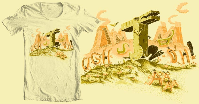 T Wrecks by FRICKINAWESOME and rompetelcuero on Threadless