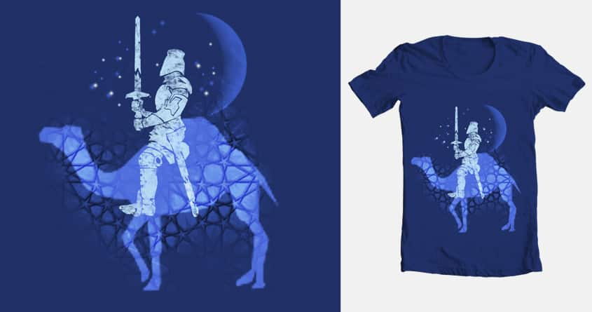 Arabian Knight by Ivy_O on Threadless