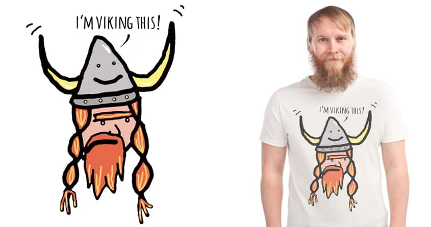 Viking by ArTrOcItY on Threadless