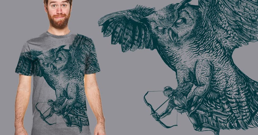 the night shift by bokien on Threadless