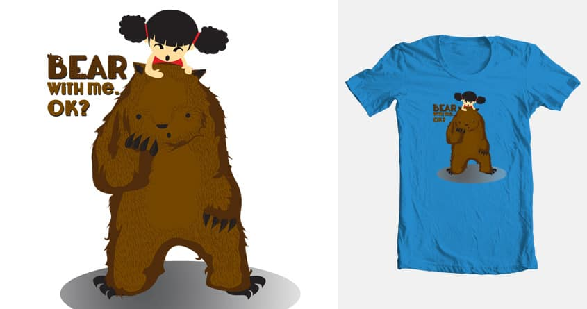 good to have big friend by qswitcho on Threadless