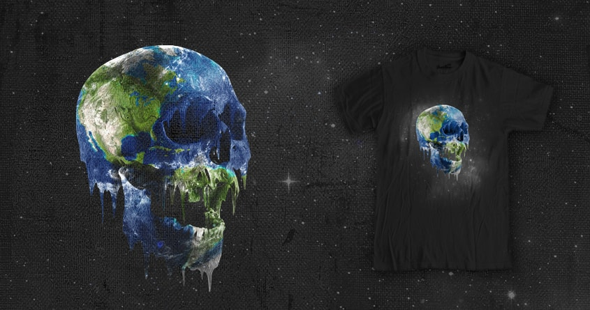 mad world by jerbing33 on Threadless