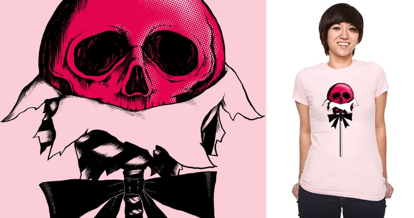 Sweet Death by Doodle by Ninja! on Threadless