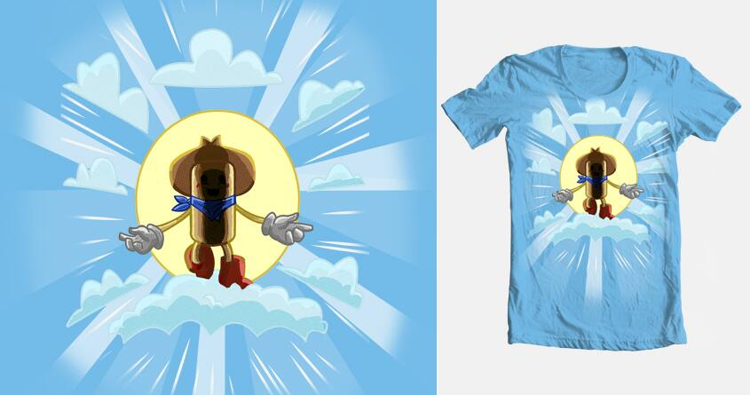 The second coming... by aleroart on Threadless