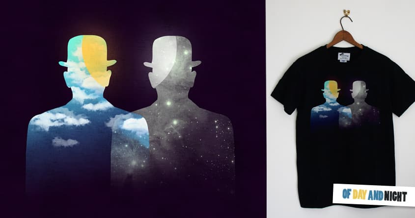 Of day and night by radiomode on Threadless