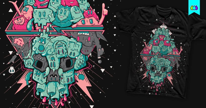 THE EVIL PARALLE UNIVERSE by S-3 on Threadless